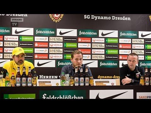 18. Spieltag | SGD - BVB II | Pressekonferenz nach dem Spiel