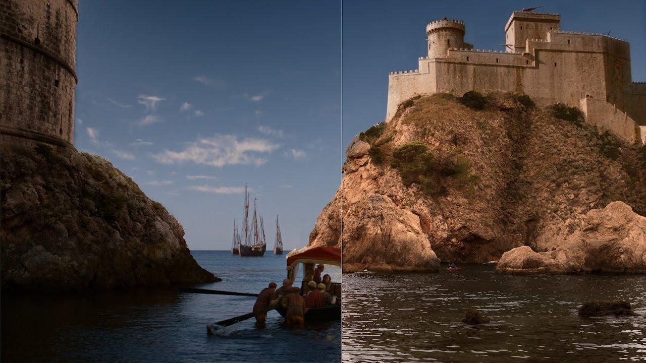 From Dubrovnik To Kings Landing Part I