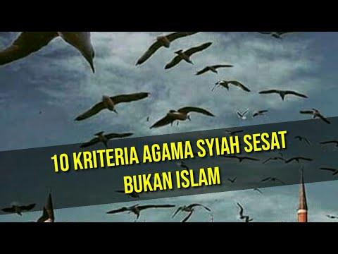 Syiah Sesat Bukan Islam
