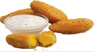 Carbs - Carl's Jr Jalapeno Poppers