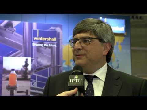 Martin Bachmann, WINTERSHALL spoke to Eithne Treanor at IPTC in Doha 2014