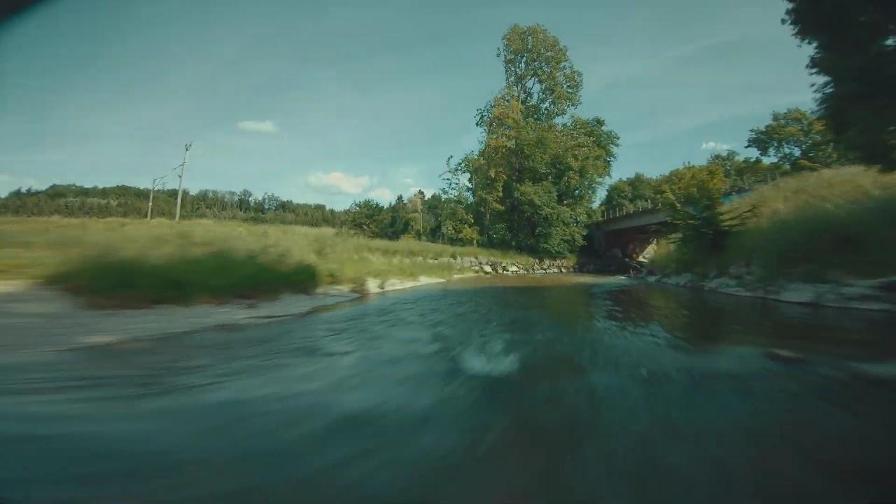 River Sound | Drone FPV Freestyle | Runcam 5 (4K) фото