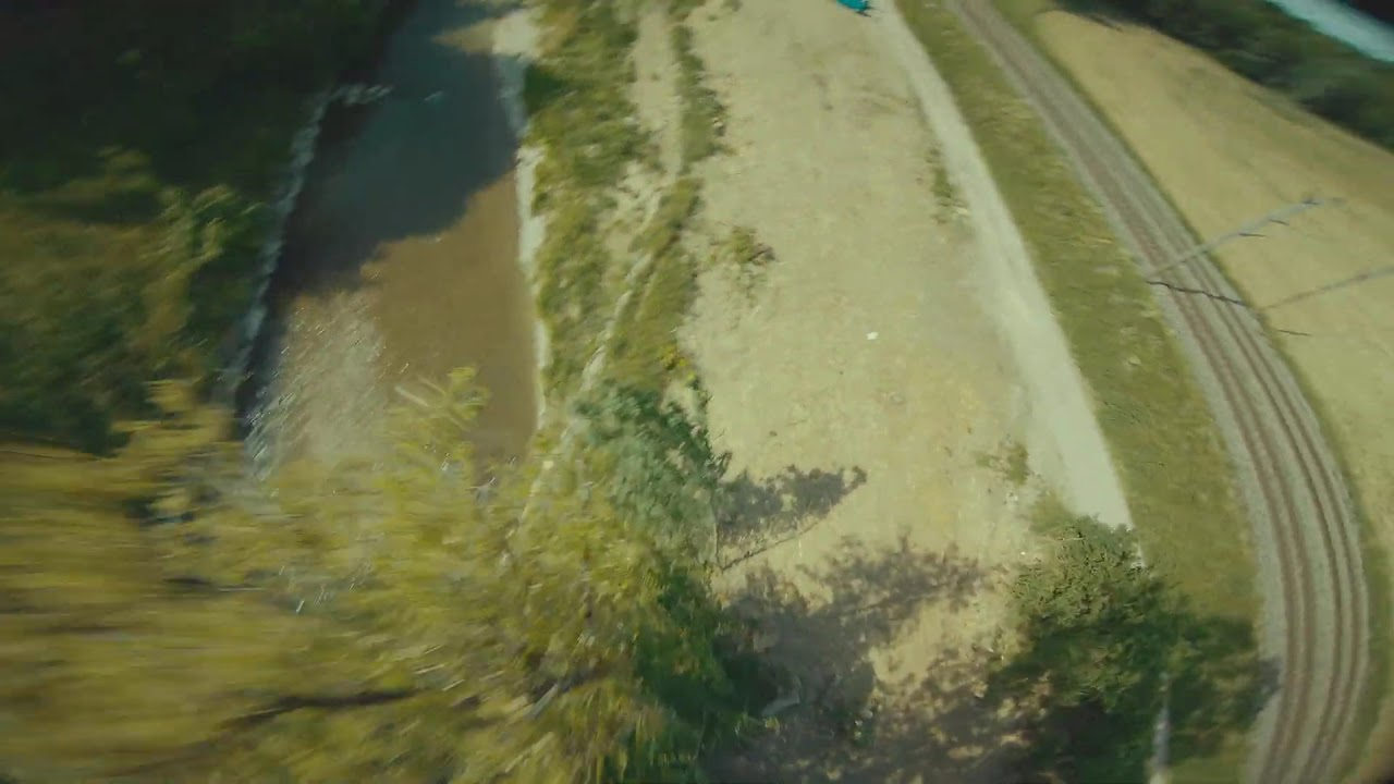 River Sound | Drone FPV Freestyle | Runcam 5 (4K) фотки