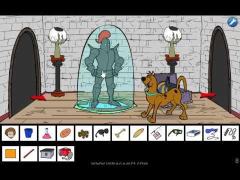 Scooby Doo Haunted House  - Solucion completa juego Inkagames (Guia Rapida)
