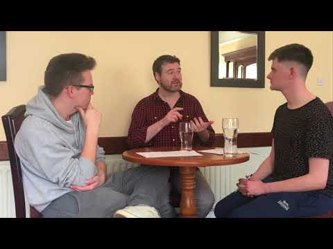The New View Podcast - Ep. 4 - Shane Murphy EXCLUSIVE Interview (Waterford BSC) (15/04/18)