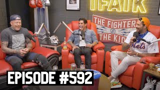 The Fighter and The Kid - Episode 592: Jason Ellis and Mike Catherwood