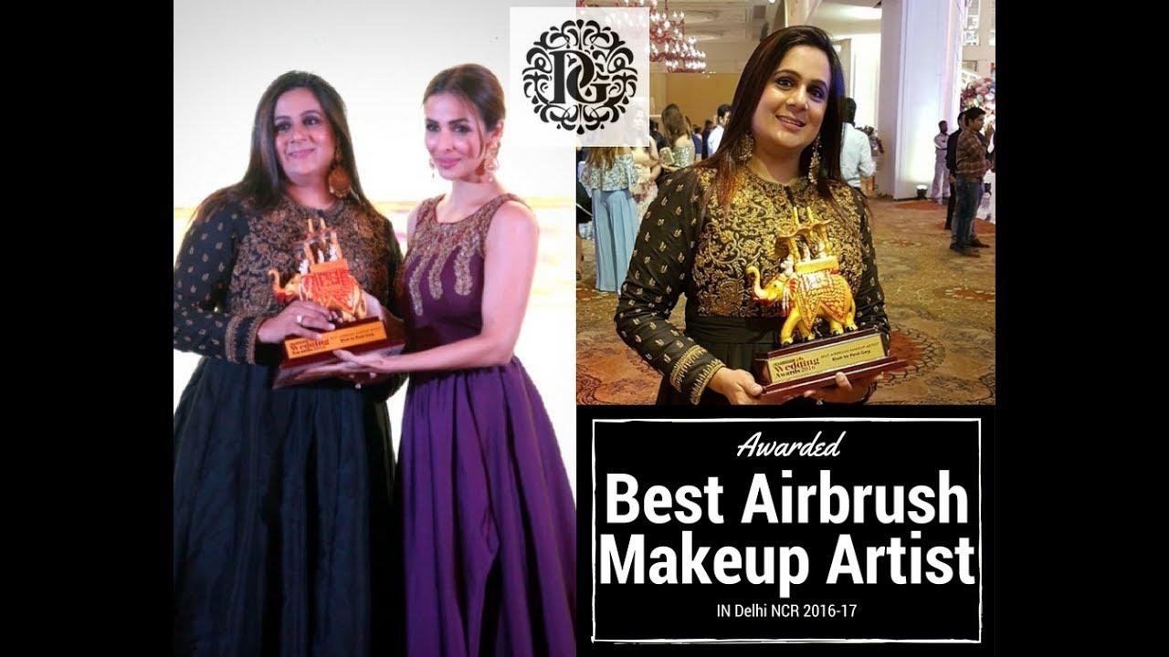 Parul Garg- Best Airbrush Makeup Artist in Delhi - By Malaika Arora