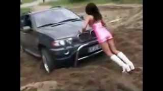 Авто видео приколы