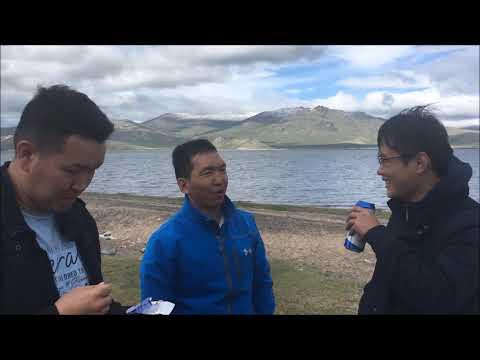 test video Mongolia Ulaanbaatar to Zavkhan Ulaaagchin Khar Lake