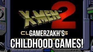 GZ's Childhood Games #23 - X-Men 2 Clone Wars (Genesis) [1995]
