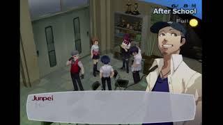 Shin Megami Tensei : Persona 3 FES -44- Breaking into School