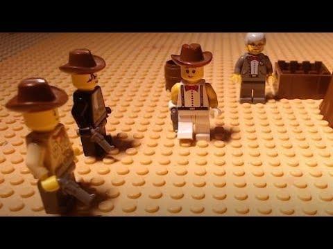Lego Western School 1