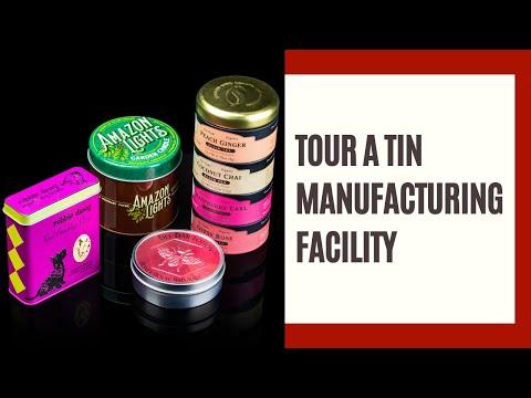 Tin Manufacturing Facility