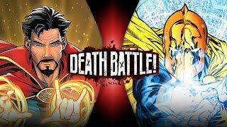 Download Doctor Strange VS Doctor Fate (Marvel VS DC) | DEATH BATTLE! Mp3 and Videos