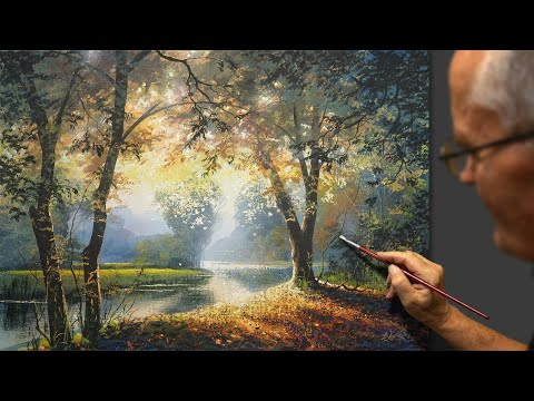 Virtual gallery: Painter Victor N.