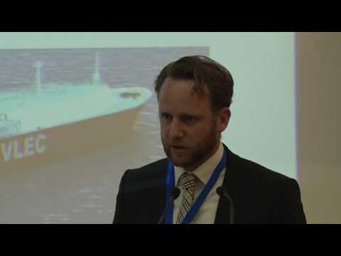 Gas shipping – Shaping the future today /Björn Munko