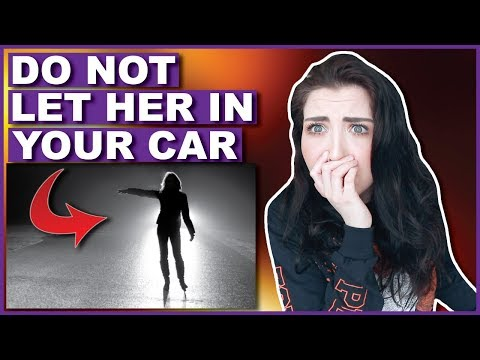 DO NOT Let This Girl In Your Car