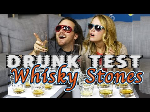 Whiskey Stones - Drunk Tech Review