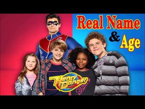 Henry Danger ⭐ Real Name And Age - Star News