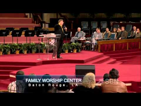 The Testimony of John Lee Clary at Family Worship Center: Jimmy Swaggart Ministries