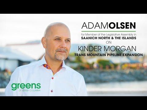 Adam Olsen on Kinder Morgan