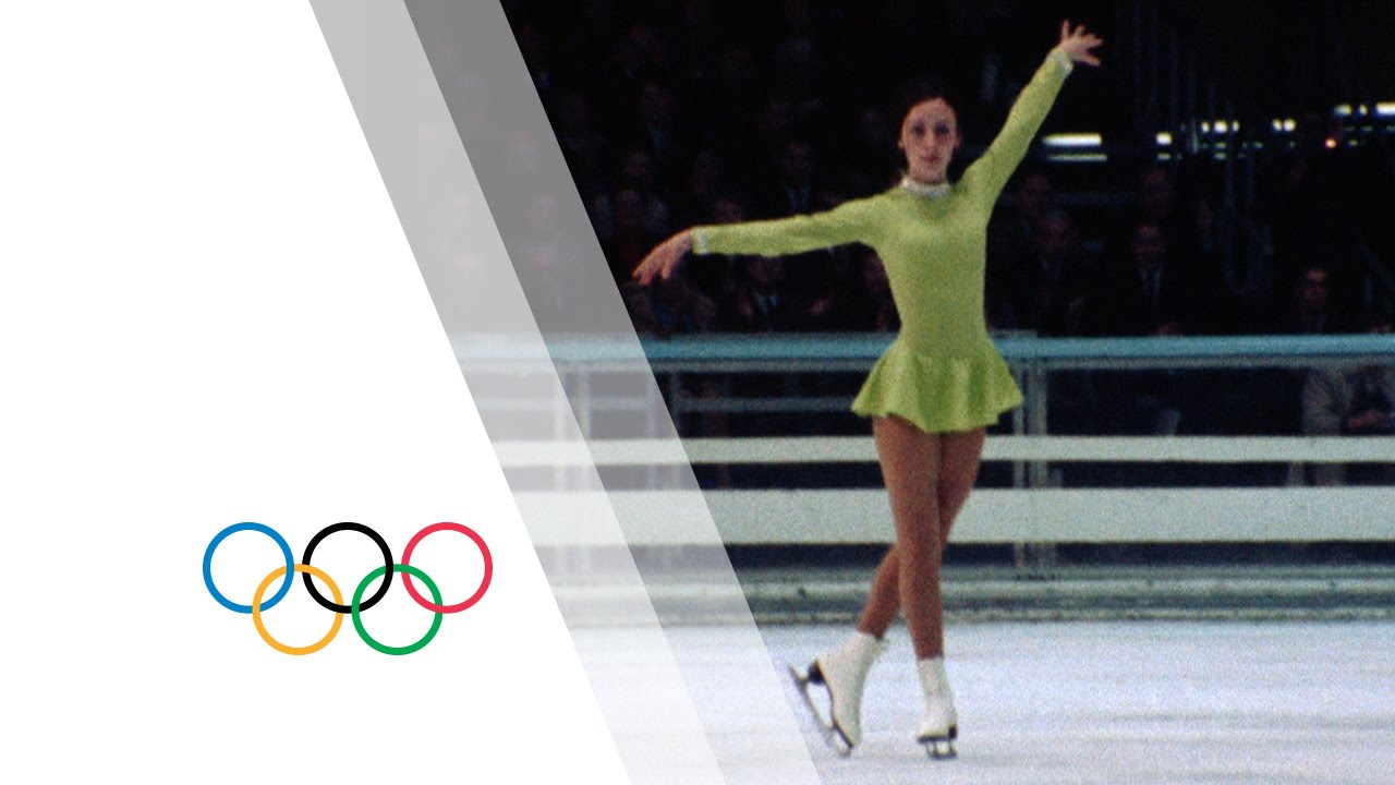 Part 4 The Grenoble 1968 Official Olympic Film Olympic