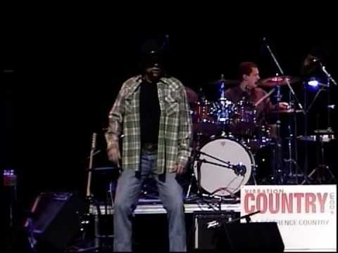 cover Garth Brooks STANDING OUTSIDE THE FIRE Steve Surprenant