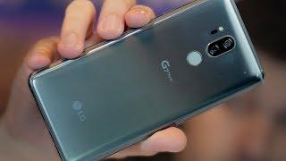 LG G7 THINQ - UNBOXING E PRIMEIRAS IMPRESSÕES!