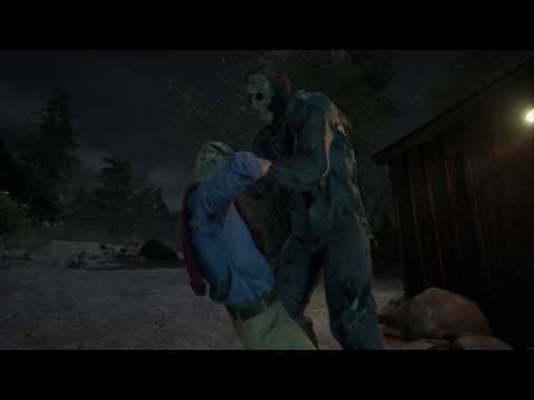 XIII PAX West Trailer 2016 -- Friday the 13th: The Game