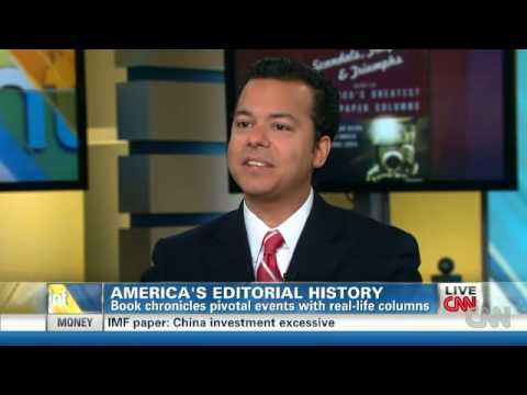 "CNN's John Avlon on his new anthology, ""Scandals, Tragedies & Triumphs"""