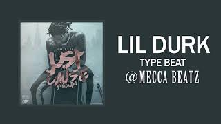 Lil Durk - (Just Cause Yall Waited) Type Beat | Type Beat 2018 | @Mecca_Beatz