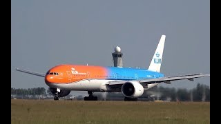 23-6-2019 Airplane Spotting at Amsterdam Airport Schiphol (DutchPlaneSpotter)