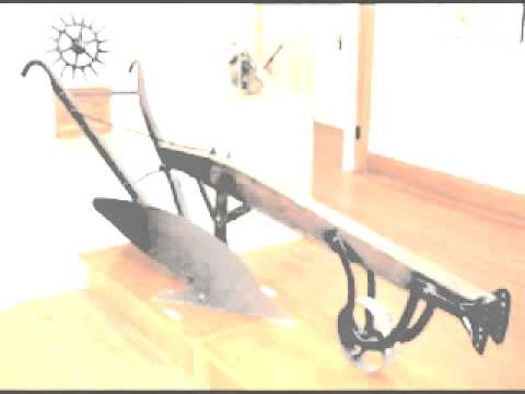 Invention of Steel Plows
