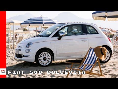 2019 Fiat 500 Dolcevita Youtube