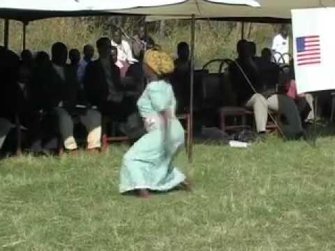 Tchopa Dance from Malawi's Mulanje district
