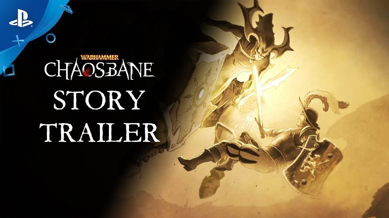 Warhammer: Chaosbane - Story Trailer | PS4