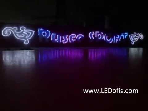 Pixel LED Tabela - Rusco Sport istanbul