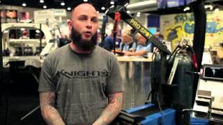 """Rock Star"" of Metal Fabrication, Austin Weiss talks PRO SPOT & Restoring Hitler"