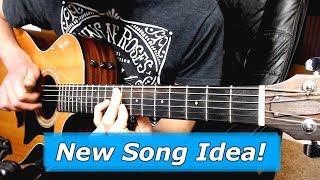 New Song Idea! - Percussive Finger Style Guitar (2018) New 2018 Guitar Songs! (Noah Hairfield)