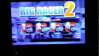 (Wii) Rig Racer 2