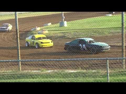 Mercer Raceway Mini stock hot laps