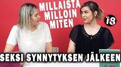 TABUTALK: NÄITÄ ET TIENNYT 👉👌 SYNNYTYKSEN JÄLKEEN (UUSI SARJA!)