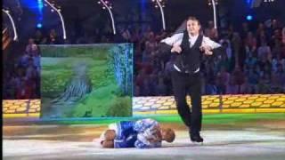 Навка-Башаров - танцы народов мира (профайл, танец)