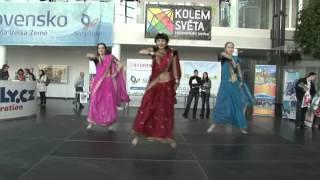 Trn v oku DC | Bollywood Indian dance show; indické tance - Bollywood, Cestovatelsky festival