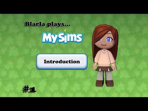 MySims (Episode 1 - Introduction)