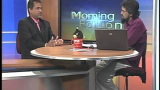 Morning Edition Interview 24.04.2013 - BBLF
