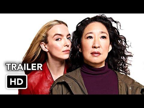 Killing Eve Season 3 Trailer (HD) Sandra Oh, Jodie Comer Series