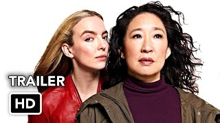 Killing Eve Season 3 Trailer (HD) Sandra Oh, Jodie Comer series