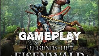 Legends of Eisenwald Road to Iron Forest Gameplay [PC 1080p] - No Commentary