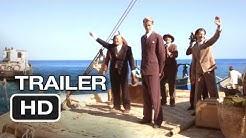 Kon-Tiki Official Trailer #2 (2012) - Joachim Rønning Movie HD